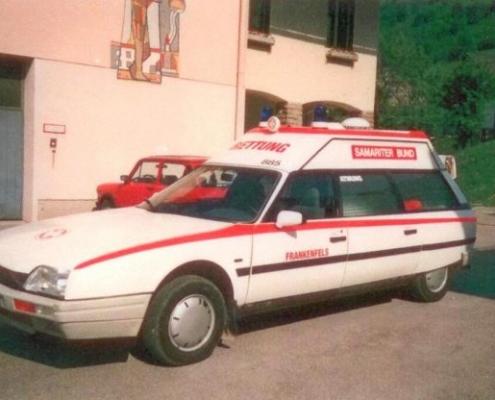 BKWT Citroen CX 25 Turbo