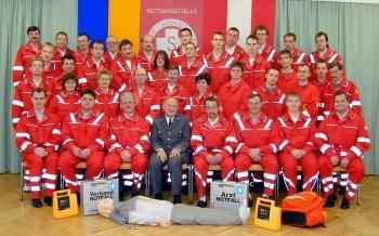Gruppenfoto alte Uniformen