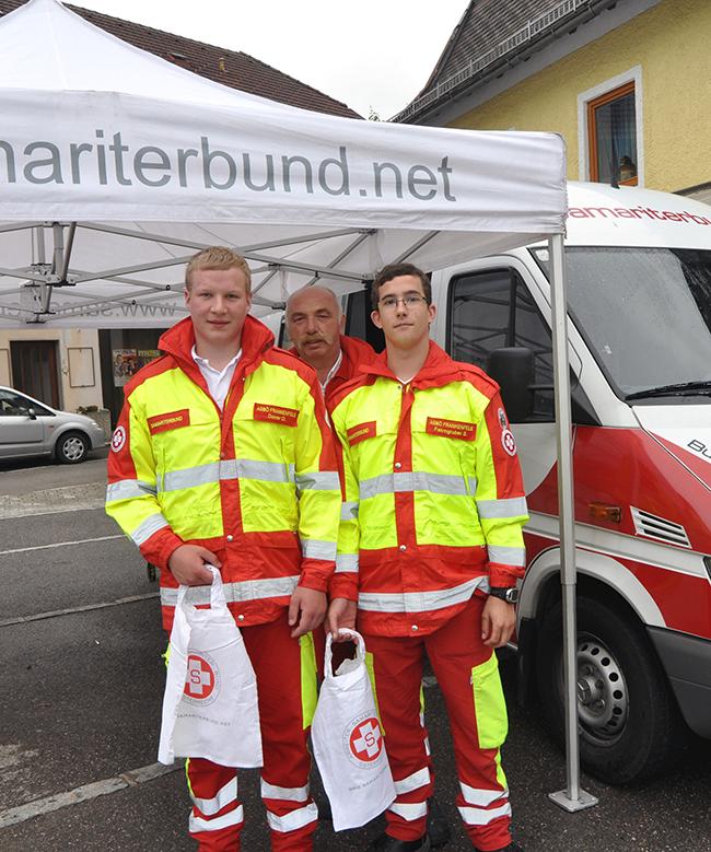 Zivildienst in Frankenfels