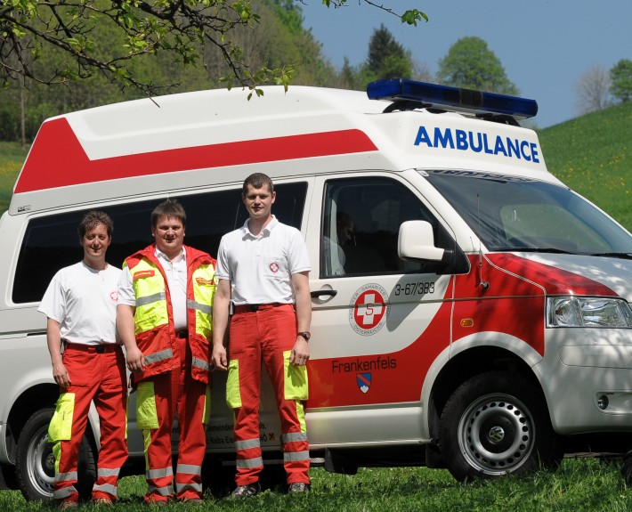 Ambulanzdienst Bergrally