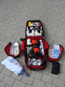 Notfälle Rucksack