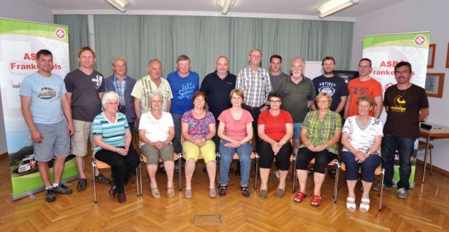 Erste Hilfe Kurse Senioren Gemeindebedienstete
