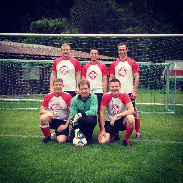Piatnik-Cup Mannschaftsfoto ASBÖ
