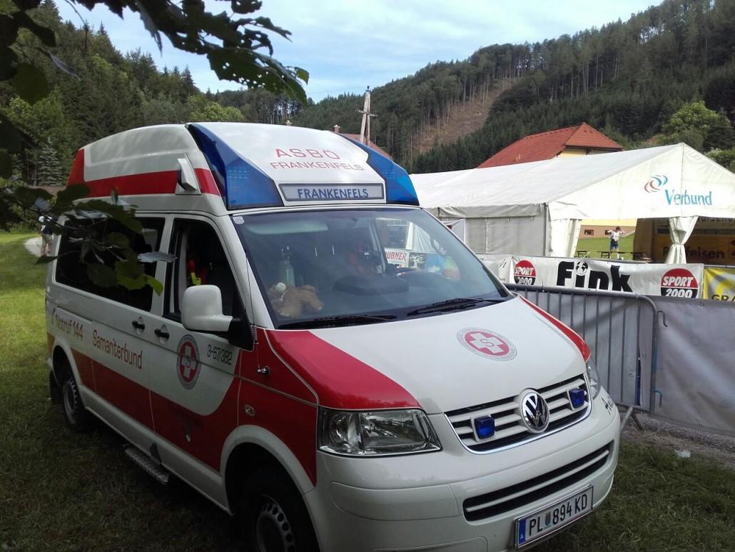 Ambulanzdienst