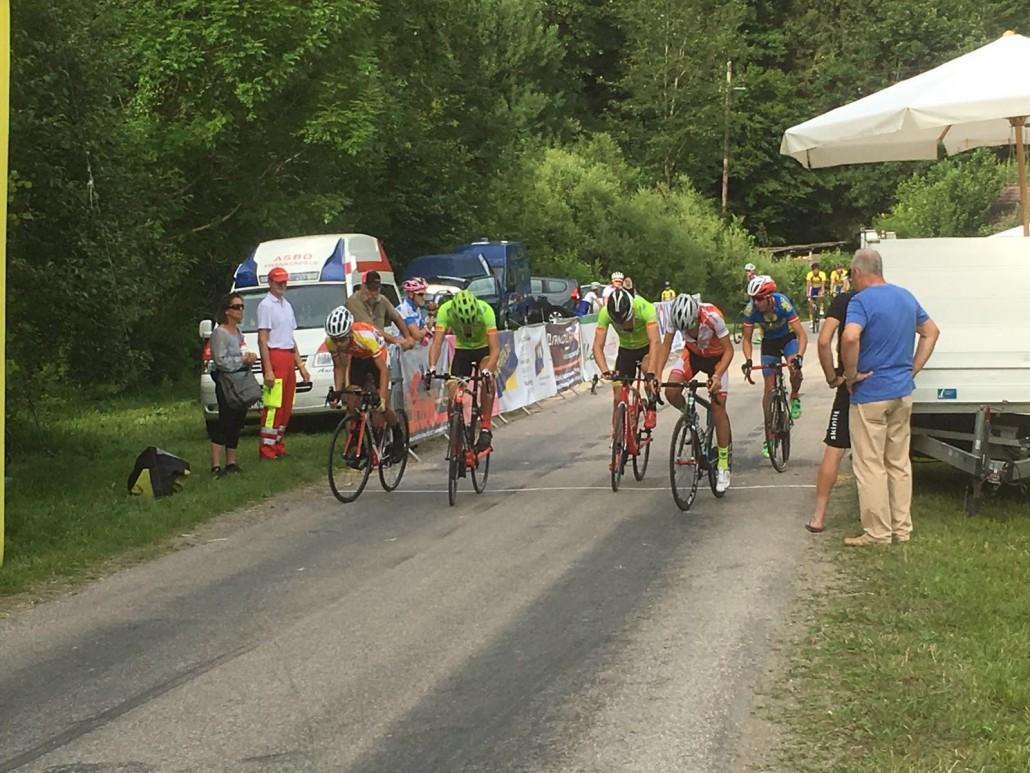 Radrennen Schwarzenbach