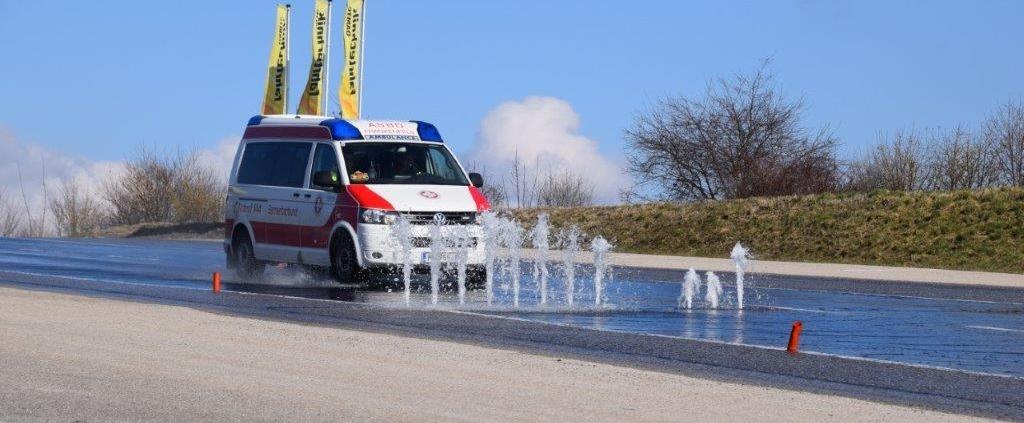 Fahrsicherheitstraining in Marchtrenk