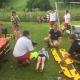 Badeunfälle in Frankenfels ASBÖ Übung