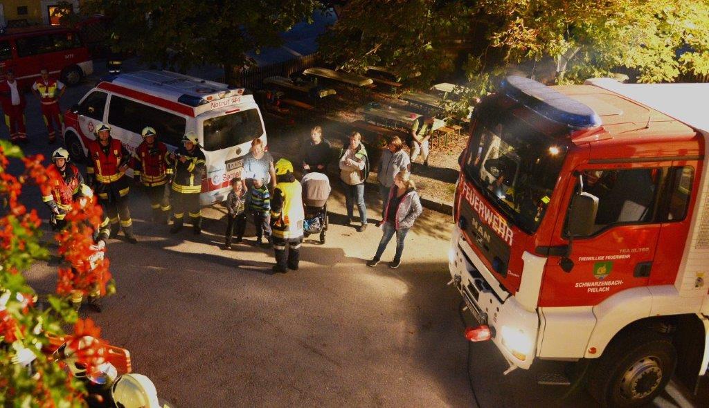 Atemschutzübung FF Kbg Süd