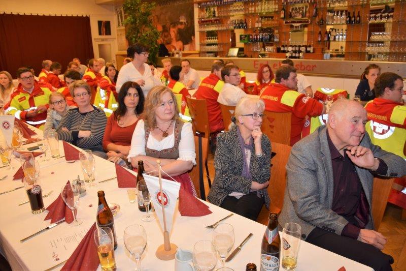 Weihnachtsfeier 2017 Frankenfels ASBÖ