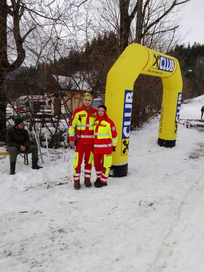 Silvestercross Ambulanzdienst ASBÖ