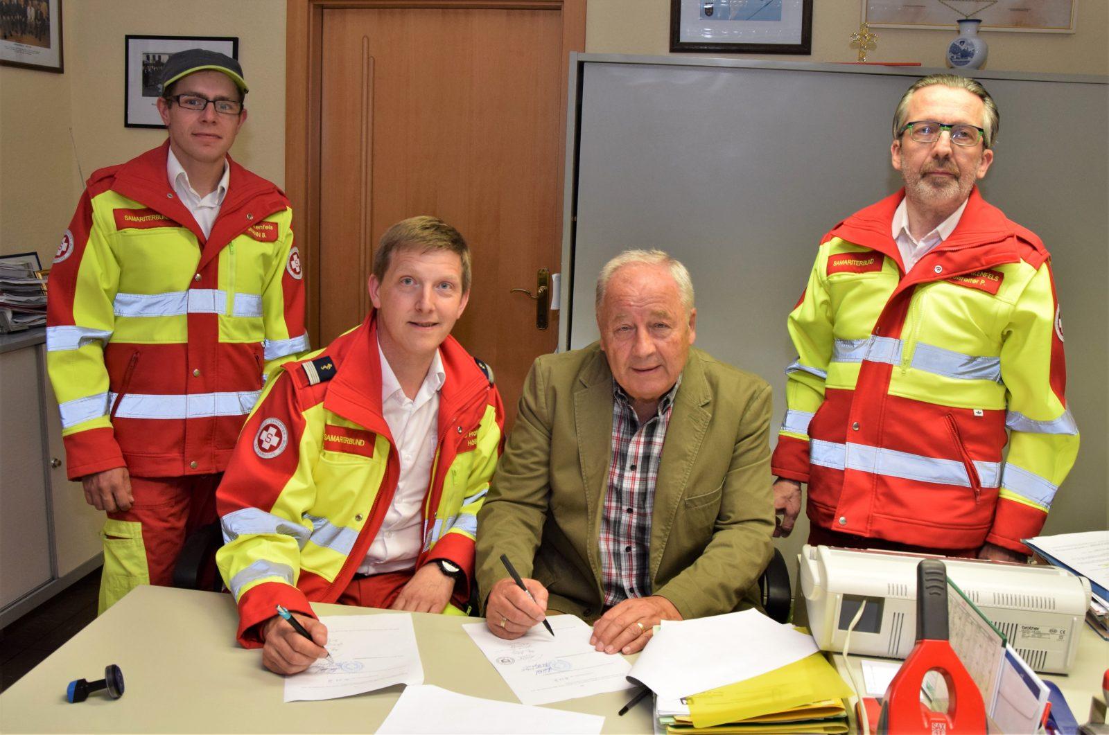 Rettungsdienstvertrag Schwarzenbach