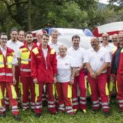 Ambulanzdienst MTB Dirndltalrace 2018