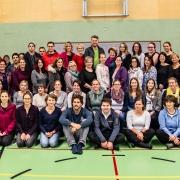 NiK-Kurs in Frankenfels NMS, Gruppenfoto