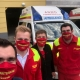ASBOE Team mit Masken